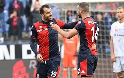 Genoa-Cagliari 1-0: video, gol e highlights della partita di Serie A