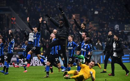 Serie A, Inter-Milan 4-2. FOTO