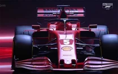 Ferrari, giù i veli dalla Sf1000: la nuova Rossa per il Mondiale