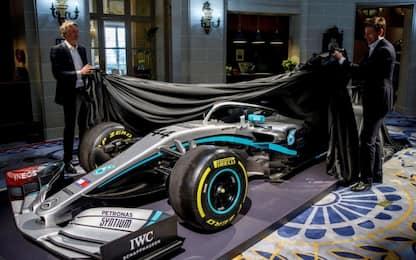 Formula 1, ecco la Mercedes W11 pronta a difendere il titolo mondiale