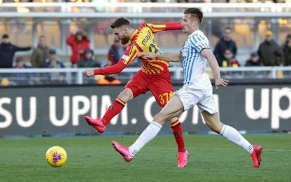 Lecce-Spal 2-1: video, gol e highlights della partita di Serie A