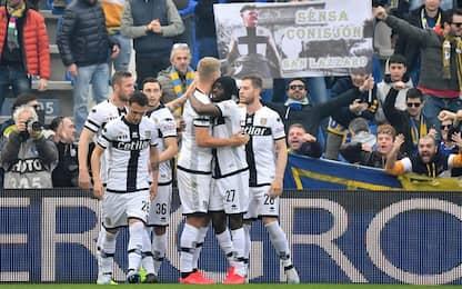 Sassuolo-Parma 0-1: video, gol e highlights della partita di Serie A