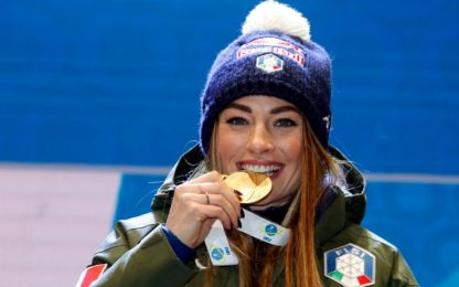 Mondiali Biathlon, per la Wierer seconda medaglia d'oro