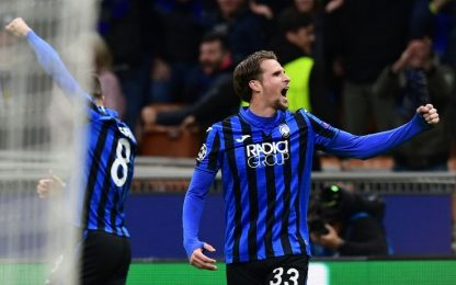 Atalanta-Valencia 4-1: video, gol e highlights della partita Champions