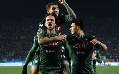Brescia-Napoli 1-2: video, gol e highlights della partita di Serie A