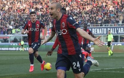 Bologna-Udinese 1-1: video, gol e highlights della partita di Serie A