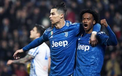 Spal-Juventus 1-2: video, gol e highlights della partita di Serie A