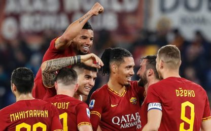 Roma-Lecce 4-0, video, gol e highlights della partita di Serie A