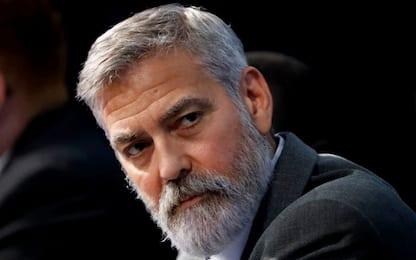 Calcio, ci sarebbe anche George Clooney tra gli acquirenti del Malaga
