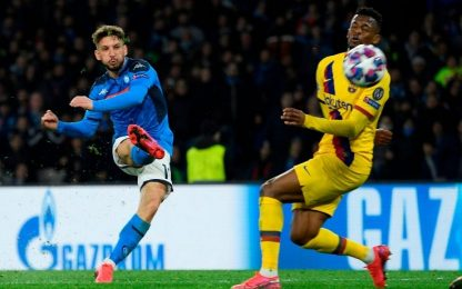 Napoli-Barcellona: video, gol e highlights della partita di Champions