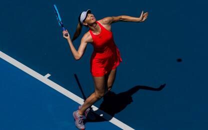 """Maria Sharapova si ritira: """"Tennis, ti dico addio"""""""