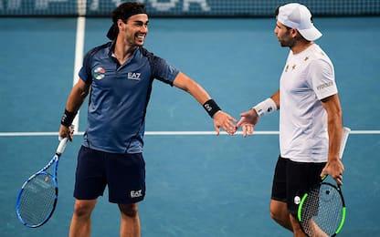Coppa Davis, Italia batte Corea del Sud e accede alle fasi finali