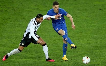 Udinese-Fiorentina 0-0: video, gol e highlights della partita