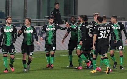 Sassuolo-Brescia 3-0: video, gol e highlights della partita di Serie A