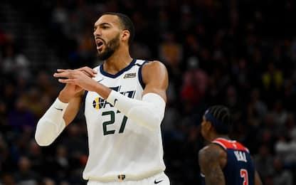 Coronavirus, giocatore degli Utah Jazz positivo: sospesa la Nba