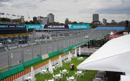 Conferme da Melbourne: primo GP anche nel 2021