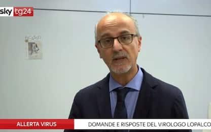 Coronavirus, le risposte dell'epidemiologo Pierluigi Lopalco. VIDEO