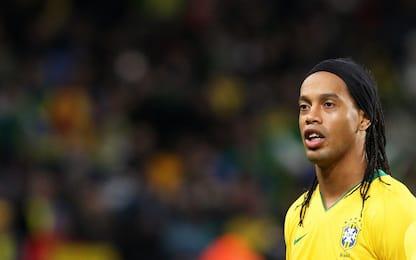 Ronaldinho compie 40 anni