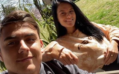 "Coronavirus, Dybala: ""Io e la mia fidanzata positivi, ma stiamo bene"""