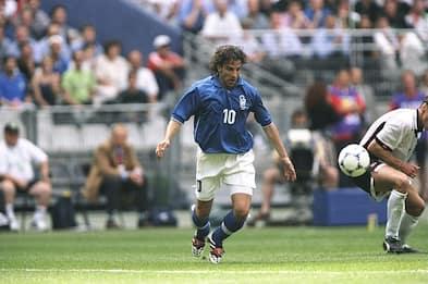 Alessandro Del Piero, 25 anni fa il debutto in Nazionale