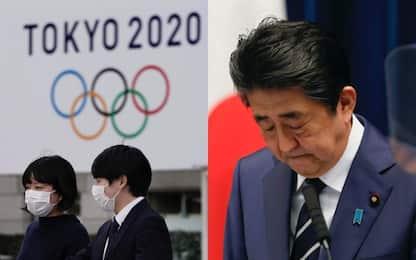 """Coronavirus: Tokyo 2020 verso il rinvio. Abe: """"Salute è priorità"""""""