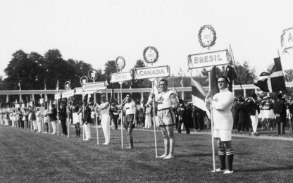 Anversa 1920, l'Olimpiade dopo la pandemia influenzale