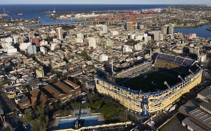 Il compleanno del Boca Juniors: i 115 anni del club