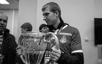 È morto Innokentiy Samokhvalov, difensore della Lokomotiv Mosca