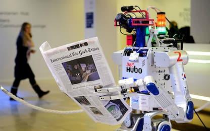 Intelligenza artificiale, Bosch: Germania pronta a introdurre i robot