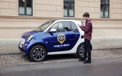 Smart ready to share: nasce il primo car sharing tra gli utenti