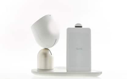 Arriva ElliQ, il robot-tutor per anziani soli
