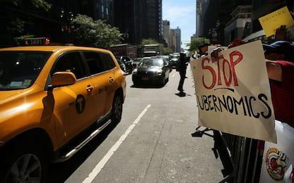 Uber, multa da 20 milioni di dollari per aver ingannato gli autisti