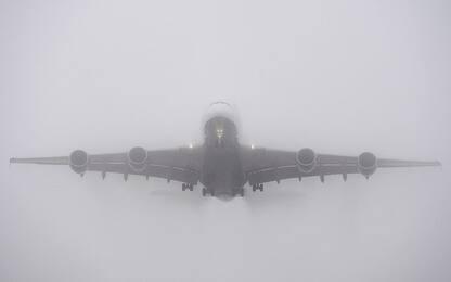Londra, cancellati per la nebbia cento voli a Heathrow