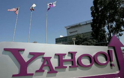 Yahoo Mail, problemi in tutto il mondo: server down
