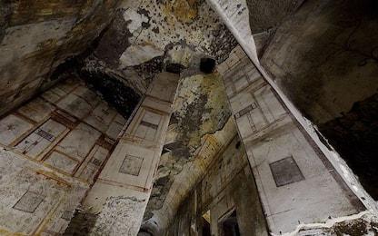 Roma, Domus Aurea: dopo 2 mila anni riemerge la Sala della Sfinge