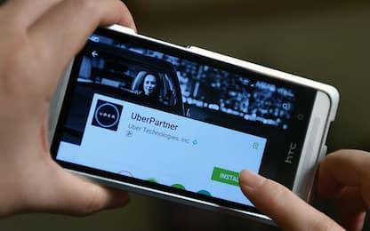 """""""Uber usa app per evitare controlli, anche in Italia"""", scrive il Nyt"""