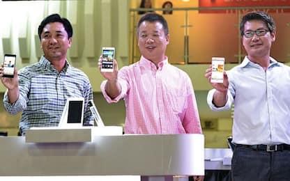 Smartphone: Oppo, Huawei e Vivo affondano Apple e Samsung in Cina