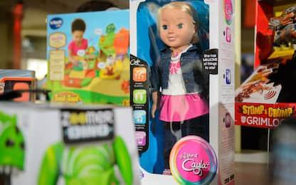 Germania, allarme privacy: chiesto il ritiro della bambola-spia