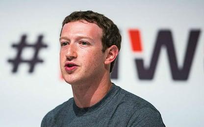 """Dalle fake news alla globalizzazione, il """"manifesto"""" di Zuckerberg"""