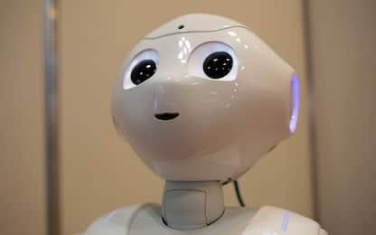 Pepper e R1, i robot umanoidi debuttano negli ospedali italiani