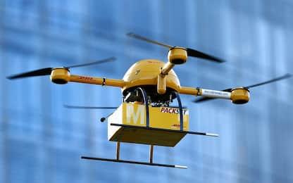 In futuro a servire il caffè in ufficio sarà un drone