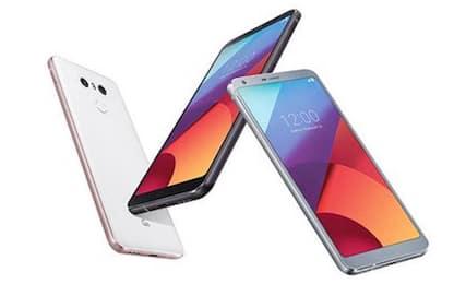 LG presenta G6, lo smartphone con schermo da Oscar