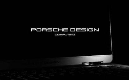 Mobile World Congress: Porsche presenta Book One, laptop di lusso