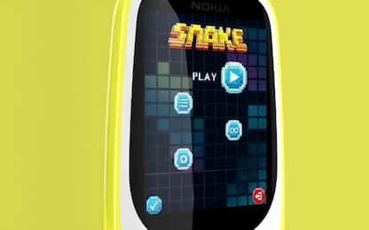 """Nokia 3310, ecco come sarà il nuovo """"Snake"""""""