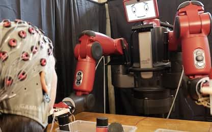 Baxter, il robot che legge la mente umana per fare la cosa giusta
