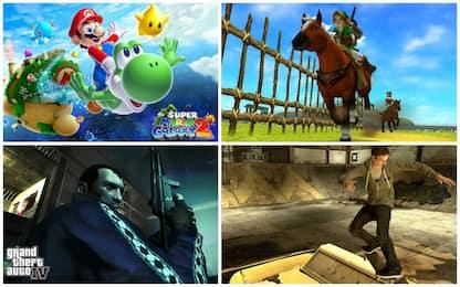 La classifica dei 10 migliori videogiochi della storia