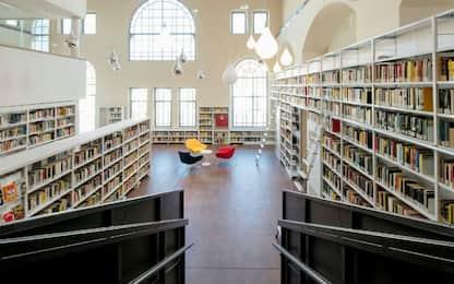 La Spezia, ex deposito dei tram diventa una biblioteca tecnologica
