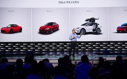 Tesla, vicino l'accordo con Shanghai per produrre in Cina