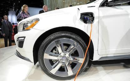 Volvo produrrà solo auto elettriche dal 2019