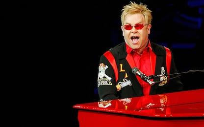 Elton John cancella due date per il matrimonio di Harry e Meghan